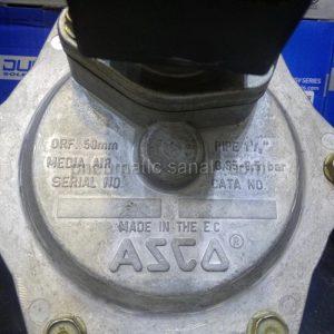 شیر بک فيلتر آسکو 1/4 - 1 اینچ Asco